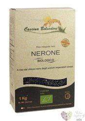 Riso superfino classico per risoto Nerone cascina Belvedere  1.00 kg