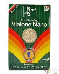 Riso classico per risoto Vialone Nano cascina Tarantola  1.00 kg