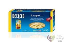 Lasagne of Italy De Cecco  500 g
