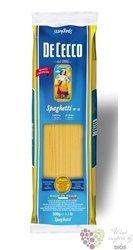 Spaghetti  of Italy De Cecco  1.00 kg