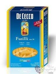 Fusilli of Italy De Cecco  1.00 kg