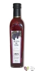 """Aceto di vino """" Cabernet """" casa Rinaldi   500 ml"""