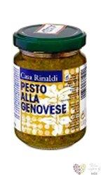 Pesto alle Genovese casa Rinaldi   125 ml