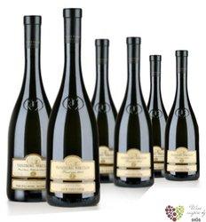"""Kolekce vybraných vín jednoho vinařství """" Moravia - Tanzberg - Bavory """"    6 x 0.75 l"""