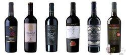"""Kolekce podle zemí """" Italy I """" karton vybraných italských vín    6 x 0.75 l"""