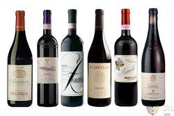 """Kolekce vybraných vín """" Barolo základní """"      6 x 0.75 l"""