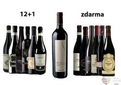 Amarone della Valpolicella 12+1 lahev za jedinou korunu
