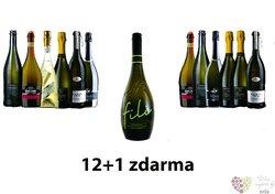 Prosecco 12+1 lahev za jedinou korunu