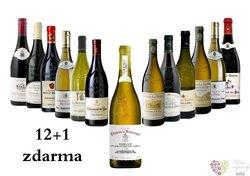 Chateauneuf du Pape 12+1 lahev za jedinou korunu