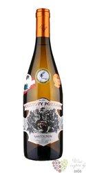 """Sauvignon blanc """" Kristovy poklady """" 2013 pozdní sběr Tomáš Krist  0.75 l"""
