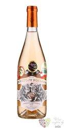 """Cabernet Sauvignon rosé """" Kristovy poklady """" 2012 výběr z hroznů Tomáš Krist  0.75 l"""