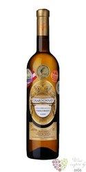 Chardonnay 2011 výběr z hroznů Tomáš Krist  0.75 l