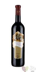 Dornfelder moravské zemské víno Tomáš Krist  0.75 l