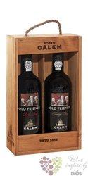 "Cálem Collection "" Old friends "" Porto Doc  2x0.75 l"