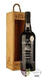 Cálem 2000 declared vintage ruby Porto Doc 20% vol.  0.75 l