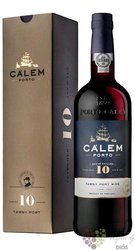Cálem 10 years old wood aged tawny Porto Doc 20% vol.  0.75 l