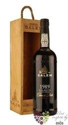 Cálem 1989 Colheita single harvest tawny Porto Doc 20% vol.    0.75 l