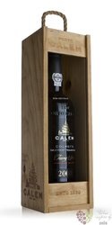 Cálem Colheita 1998 single harvest tawny Porto Doc 20% vol.  0.75 l
