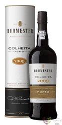 Burmester Colheita 2009 single harvest Tawny Porto Doc 20% vol.  0.75 l