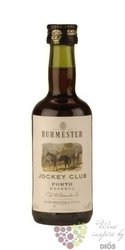 "Burmester tawny reserve "" Jockey Club "" Porto Do 20% vol.    0.05 l"