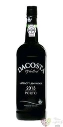 Dacosta 2013 LBV ( Late bottled vintage ) Porto Doc 19% vol.  0.75 l