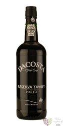 """Dacosta """" Tawny reserva """" Porto Doc 19% vol.  0.75 l"""