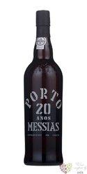 Messias 20 years old wood aged tawny Porto Doc 19% vol.    0.75 l