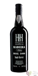 "Henriques & Henriques single harvest 2000 "" Bual "" Madeira Do 19% vol.  0.75 l"