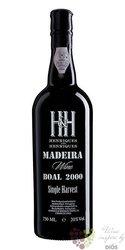 "Henriques & Henriques single harvest 2000 "" Boal "" vintage Madeira Do 19% vol. 0.75 l"