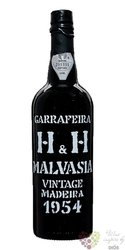"Henriques & Henriques 1954 "" Malvazia "" vintage Madeira Do 19% vol. 0.75 l"