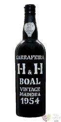 "Henriques & Henriques 1957 "" Boal "" vintage Madeira Do 19% vol. 0.75 l"