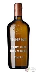 """Kopke """" Dry """" white fine Porto Doc 20% vol.    0.75 l"""