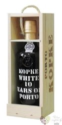 "Kopke 10 years old "" Reserve white "" Porto Doc 20% vol.    0.375 l"