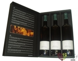 "Collection "" Quinta do Valdoeiro "" colheita Bairrada Beiras Messias    3x0.75 l"