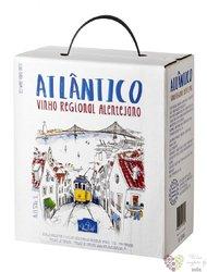 """Alentejano tinto """" Atlantico """" casa agricola Alexandre Relvas  3.00 l"""
