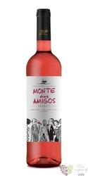 """Alentejano rosado """" Monte dos Amigos """" 2015 casa agricola Alexandre Relvas  0.75 l"""