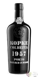 Kopke Colheita 1957 single harvest tawny Porto Doc 20% vol.  0.75 l