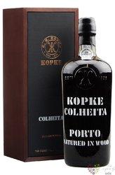 Kopke 1960 Colheita wood aged tawny Porto Doc 20% vol.   0.75 l