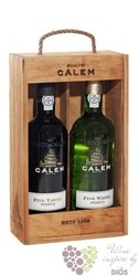 Cálem wood box   2x0.75 l