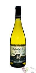 Rulandské bílé 2013 pozdní sběr z vinařství Vinné sklepy Lechovice     0.75 l