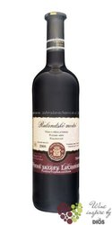 Rulandské modré 2013 pozdní sběr z vinařství Vinné sklepy Lechovice     0.75 l