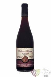 Cabernet Moravia 2012 pozdní sběr z vinařství VS Lechovice   0.75 l