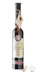 Cabernet Sauvignon 2013 ledové víno z vinařství Vinné sklepy Lechovice 0.20 l