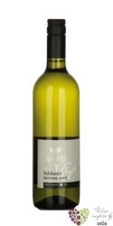 Veltlínské červené rané 2013 kabinet  z vinařství Lahofer 0.75 l