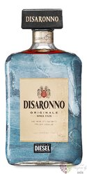 "diSaronno "" Diesel "" ltd. edition Italian amaretto by Illva Saronno 28% vol. 0.70 l"