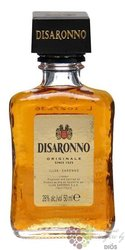 "diSaronno "" Original "" Italian amaretto by Illva Saronno 28% vol.   0.05 l"