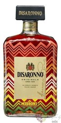 "diSaronno "" Missoni ltd. edition "" Italian amaretto by Illva Saronno 28% vol. 0.70 l"
