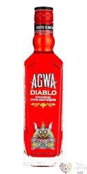 "Agwa de Bolivia "" Diablo "" Dutch Botanical Coca leaf 20% vol.  0.50 l"