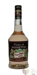 """Gabriel Boudier """" Créme de Noisettes """" French hazelnuts liqueur 25% vol.    0.70 l"""