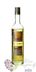 """Gabriel Boudier """" Creme de Banane """" French liqueur 25% vol.    0.70 l"""